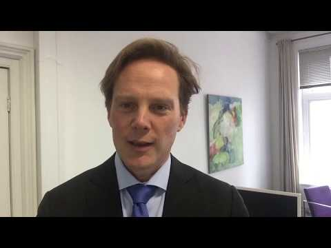 Arjan Vlog - Political Counsellor at the Dutch Embassy in London