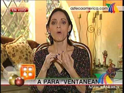 Paty Chapoy entrevista  a Lolita Cortés después de su renuncia
