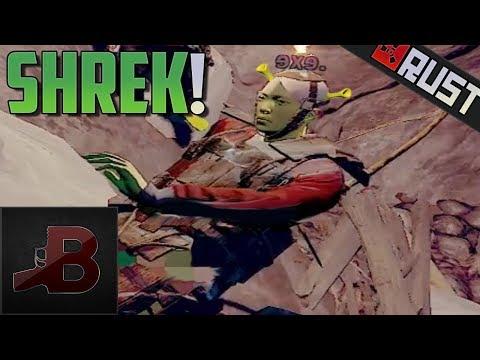Found Shrek! - Rust