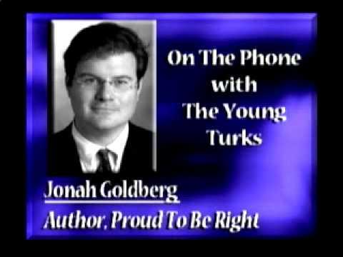 Cenk Debates Jonah Goldberg