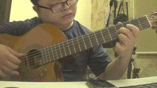 [Solo guitar] Biển nhớ (St Trịnh Công Sơn) - Mèo Ú