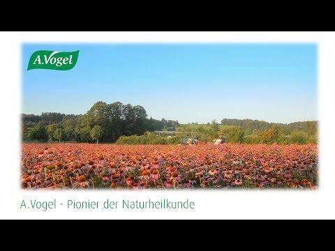 A.Vogel: Pionier der Naturheilkunde