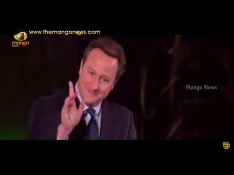 David Cameron Says