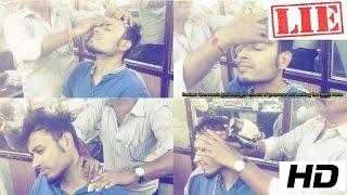 LOCAL INDIAN HEAD MASSAGE ASMR (CHAMPI)
