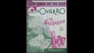 Love songs of the Nile