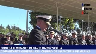 198° Aniversario del Cuerpo de Infantería de Marina