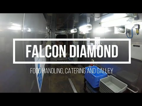 FD | Catering, food, sanitary | Offshore rig