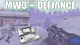 Modern Warfare 3 - DS Edition