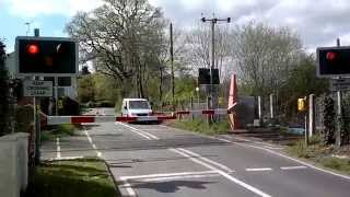 New Street Level Crossing 10/4/2014