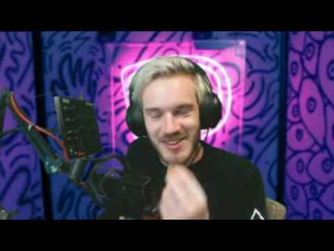 PewDiePie sings hentai song