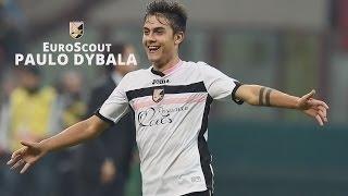 ユベントス移籍!パウロ・ディバラ2014-2015スーパーゴール集!Juventus Transfers! Paulo Dibara 2014-2015 Super GOAL!