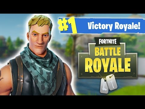 HOW TO WIN!! (Fortnite Battle Royale)