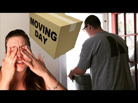 IT'S MOVING DAY!