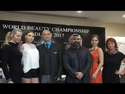UAE World Beauty Championship Full HD Dubai 2017