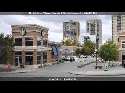104 Bole Street, Winnipeg Manitoba OZ Condos, Winnipeg R3L 1X5, Manitoba - Virtual Tour