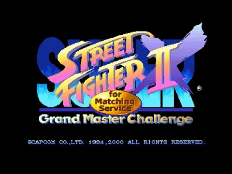 [高画質] SUPER STREET FIGHTER II X for Matching Service [Dreamcast+VGA+USB3HDCAP+OBS(QSV)]