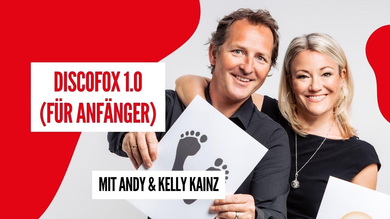 Online Discofox Tanzkurs für Anfänger mit Andy & Kelly Kainz
