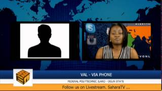 SaharaTVTalkback: Nigerian Students Vent Over the Ongoing ASUP Strikes Part 1