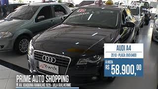 Prime Auto Shopping na Mega TV