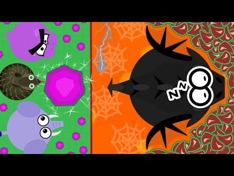 Mope.io AFK INVISIBLE WEB TROLLING! 5X BLACK DRAGON KILLS, NEW TROLL WINS & FAILS (Mope.io Gameplay)