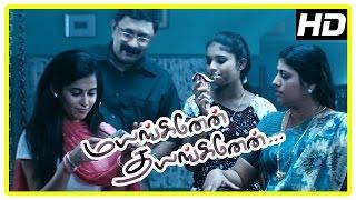 Mayanginen Thayanginen Tamil movie | scenes | Disha reveals her past to Nithin | Pawan