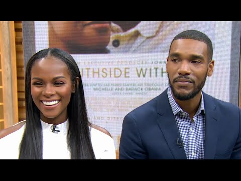 Download Southside With You   Tika Sumpter, Parker Sawyers on Playing The Obamas