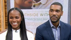Southside With You | Tika Sumpter, Parker Sawyers on Playing The Obamas