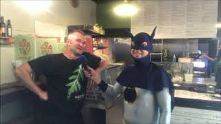 Rocketboy Pizza Sponsor the 2019 Superhero Walk