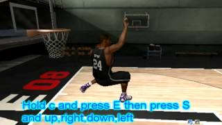 NBA Live 08:Slam Dunks 360