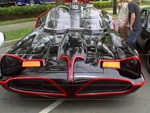 Famous Cars of TV and the Movies