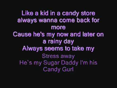 Candy Kisses - Amanda Perez - Lyrics.flv