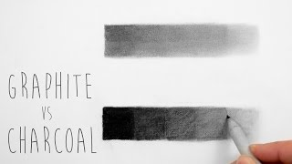 How to use Charcoal for beginners | Emmy Kalia