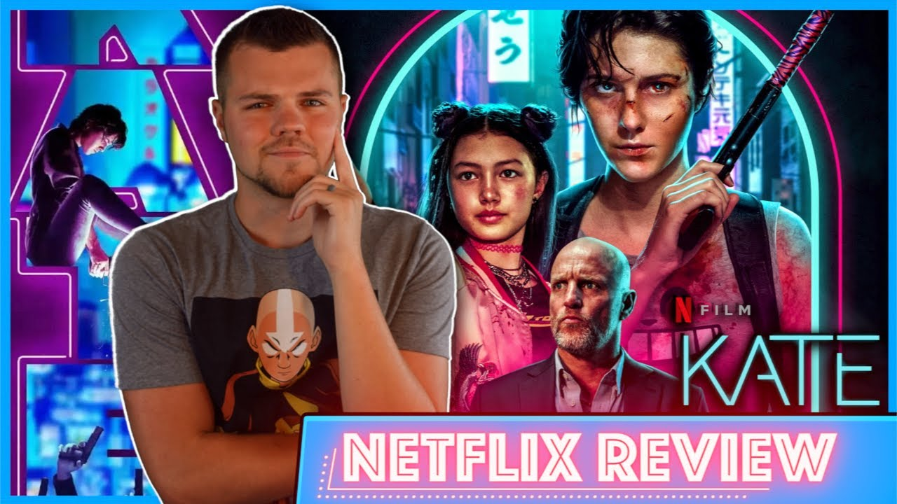 Kate (2021) Netflix Movie Review
