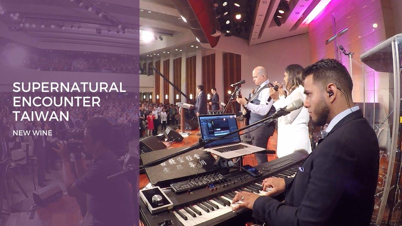 Supernatural Encounter Taiwan 2017 - New Wine & Apostle ...  Guillermo