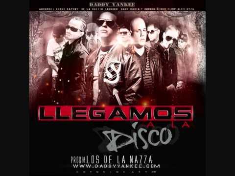 Llegamos A La Disco Remix