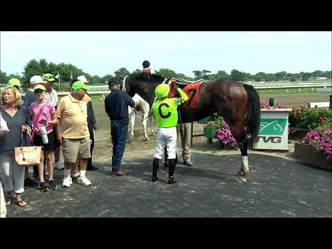 video thumbnail for MONMOUTH PARK 8-18-19 RACE 5