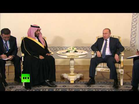 Король Саудовской Аравии принял приглашение Владимира Путина посетить Россию