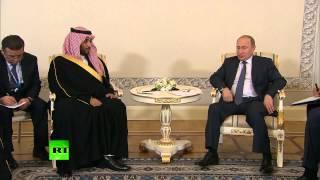 Король Саудовской Аравии принял приглашение Владимира Путина посетить Россию(, 2015-06-18T14:21:45.000Z)