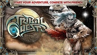 Tribal Quest - Master of Elements (New iOS  Endless Runner Gameplay)