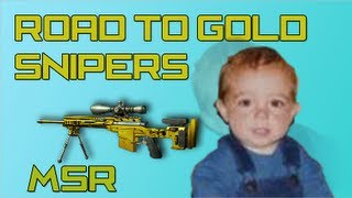 Mw3: Road to Gold Snipers Episode 8