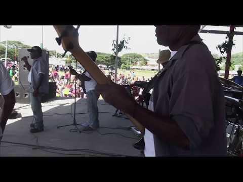 Original Painim Wok band in Port Moresby - 2015