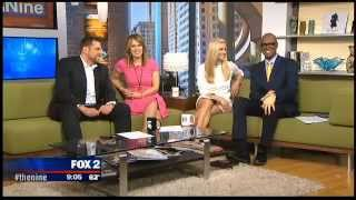 Amy Andrews   Deena Centofanti   WJBK FOX 2 Detroit   Dry Hump Day LOL