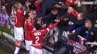 Waasland Beveren - Standard : 0-1