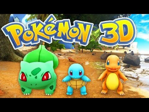 3D Version Of Pokémon FireRed On Android