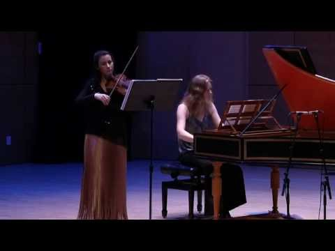 Wednesday Lunchtime Recital - Lara Hall (violin) and Rachael Griffiths-Hughes (harpsichord)