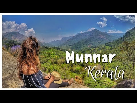 Munnar Travel Guide #Vlog 2019 | Things To Do In Munnar Kerala | Honeymoon Destination•Blanket Hotel