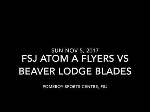 05NOV2017_vs Beaver Lodge