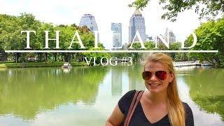 Thailand VLOG 3: Laatste dag Bangkok! | Lifestyle Spot