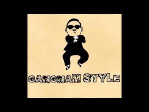 psy Gangnam style mix