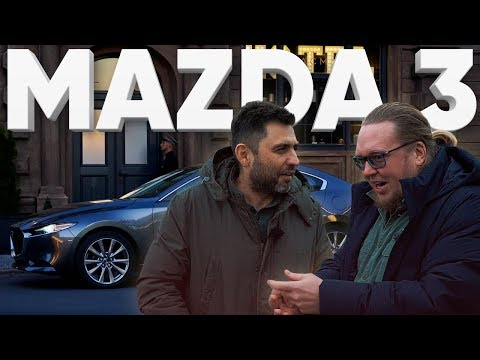 Возвращение Матрешки/ New Mazda 3 sedan  2019 / Мазда 3 седан 2019 / Большой Тест Драйв